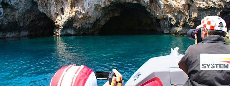Island Vis Blue Green Caves Adventures