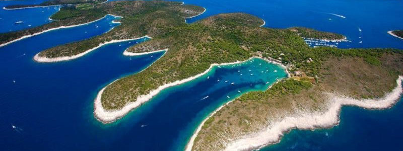 Paklinski Islands Getaway