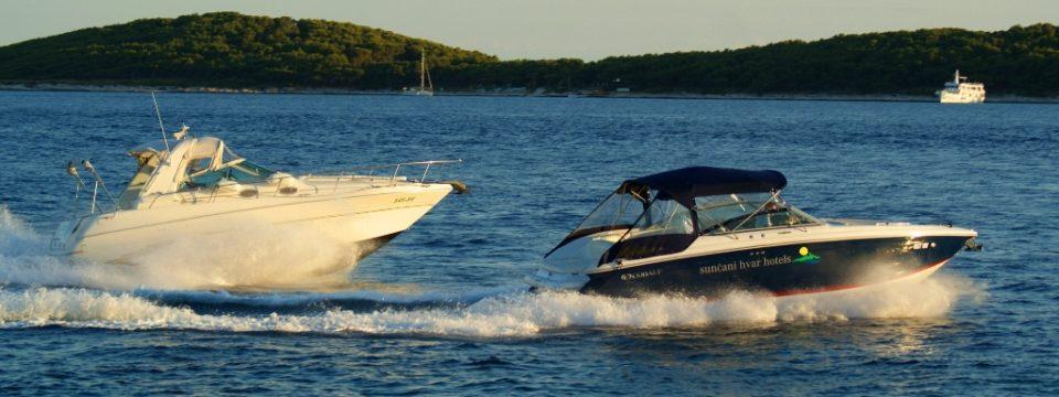 Speedboat Rent