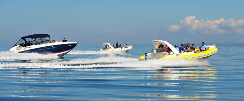 Your Hvar Speedboat Charter