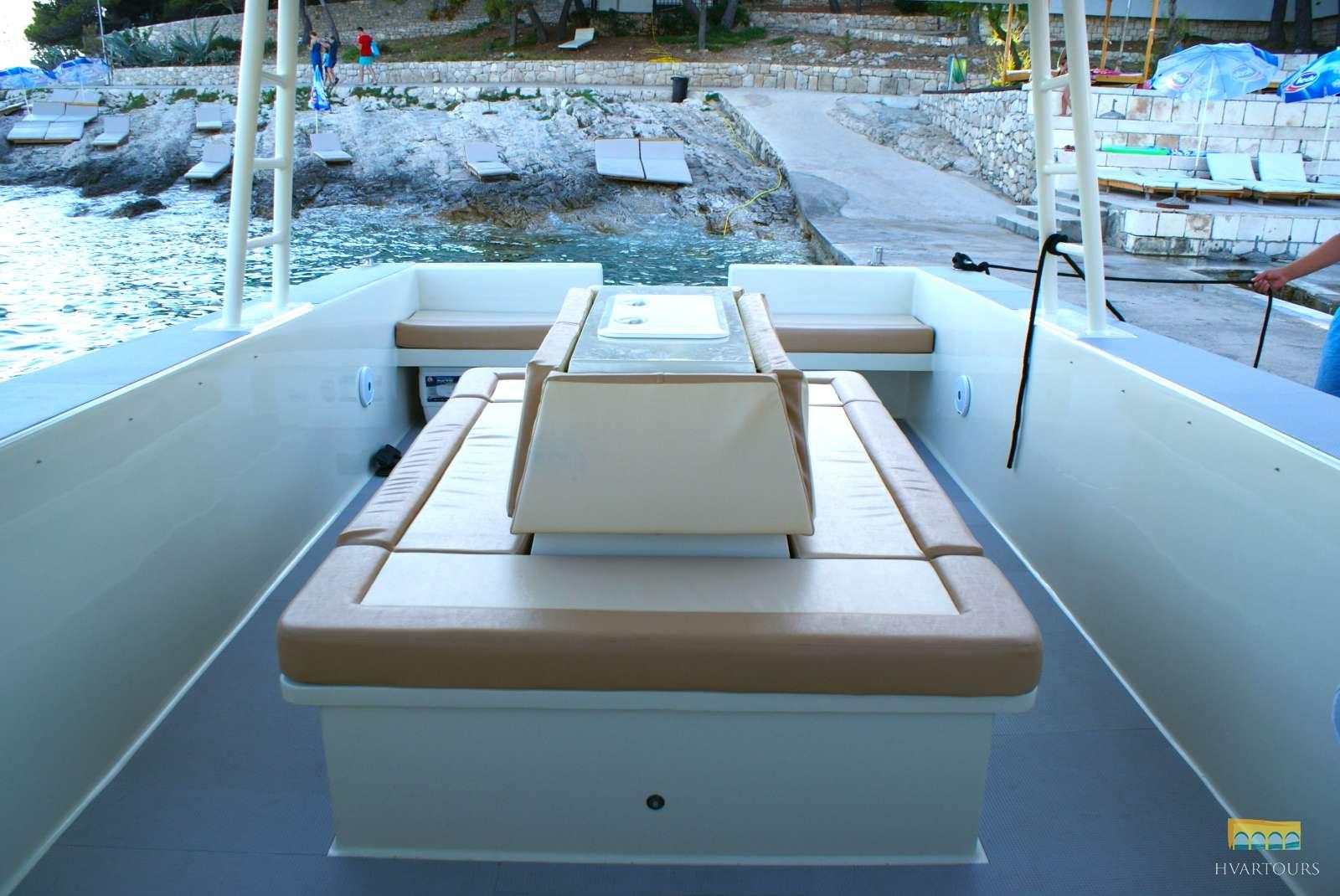 Summer Breeze with open deck