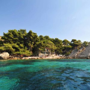 Cliffs and hidden lagoons: Hvar's magical southern shore