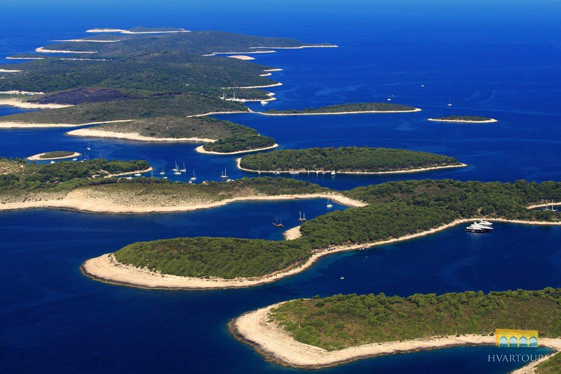 Paklinski Islands Getaways