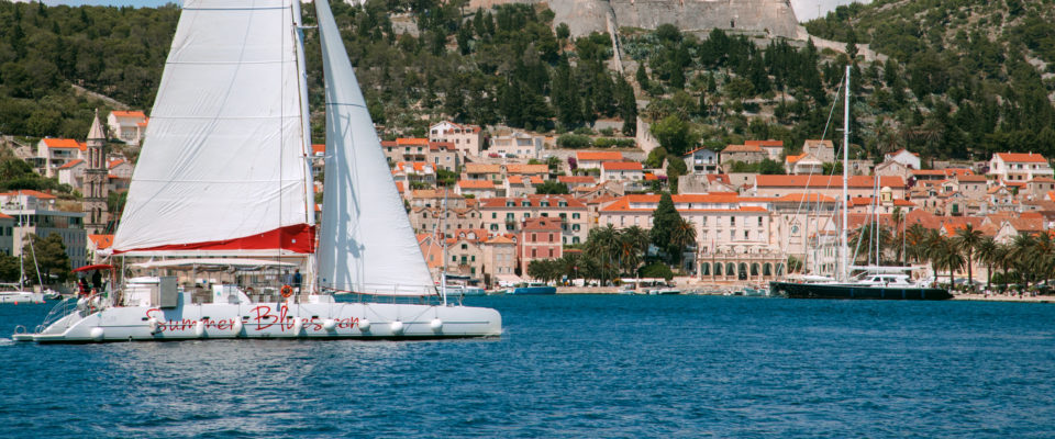Your Hvar Catamaran Charter