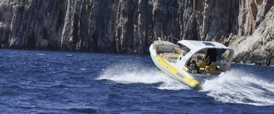 Your Hvar Speeboat Transfer